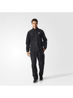 Костюм WV 24-7 TS  BLACK Adidas. Цвет: черный