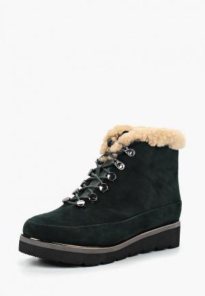 Ботинки Antonio Biaggi AN003AWBTMJ5. Цвет: зеленый