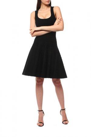 Платье Alaia. Цвет: черный