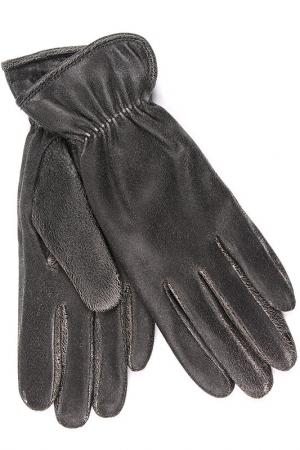 Перчатки Dali Exclusive. Цвет: винтаж, бело-коричневый