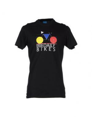 Футболка IRIEDAILY. Цвет: черный