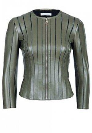 Куртка VERSACE COLLECTION. Цвет: зеленый