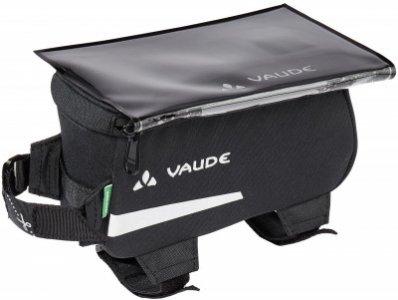 Сумка на велосипед VauDe. Цвет: черный