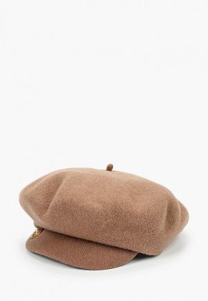 Кепка Avanta. Цвет: коричневый