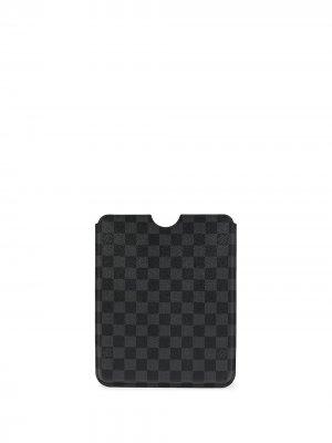 Чехол для планшета pre-owned Louis Vuitton. Цвет: коричневый