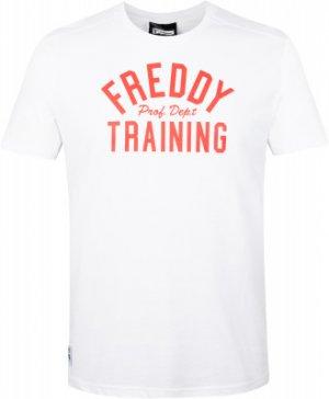 Футболка мужская , размер 50-52 Freddy. Цвет: белый