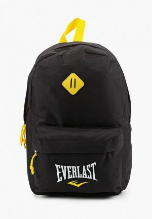 Рюкзак Everlast Classic BPack. Цвет: черный