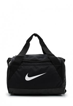 Сумка спортивная Nike Brasilia (Extra-Small) Duffel. Цвет: черный