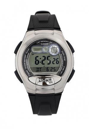 Часы Casio Collection W-752-1A. Цвет: черный