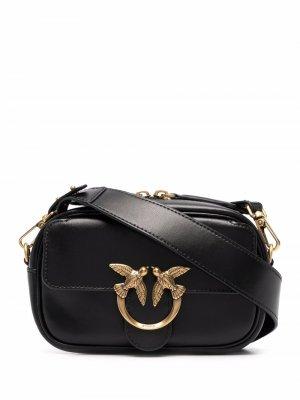 Love crossbody bag Pinko. Цвет: черный