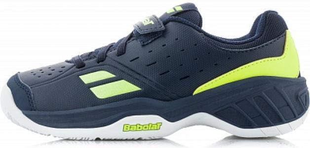 Кроссовки для мальчиков Pulsion All Court, размер 27 Babolat. Цвет: синий