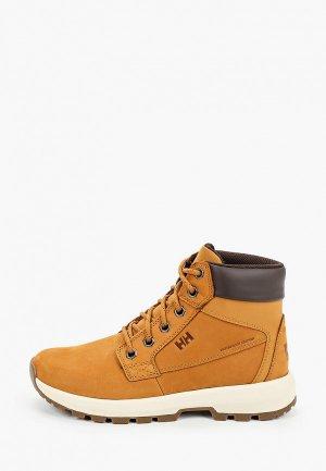 Ботинки Helly Hansen W BOWSTRING. Цвет: оранжевый
