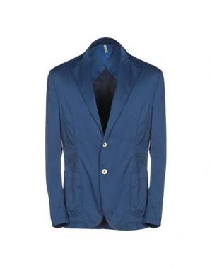 Пиджак DOMENICO TAGLIENTE. Цвет: ярко-синий