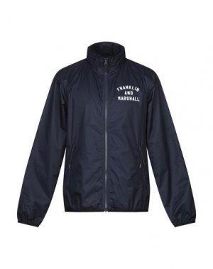 Куртка FRANKLIN & MARSHALL. Цвет: темно-синий