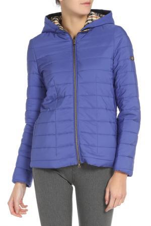 Куртка DAKS. Цвет: фиолетовый