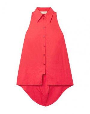Pубашка ANTONIO BERARDI. Цвет: красный