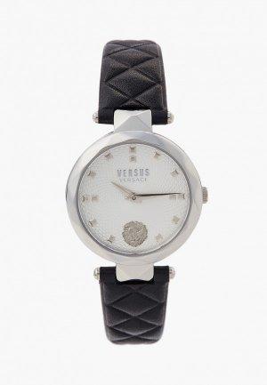Часы Versus Versace VSPHK0120. Цвет: черный