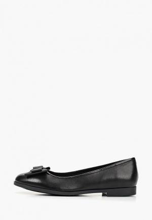 Балетки Pierre Cardin. Цвет: черный