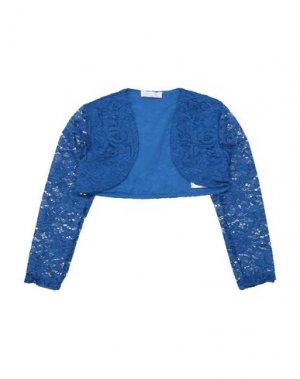 Пиджак MEILISA BAI. Цвет: ярко-синий