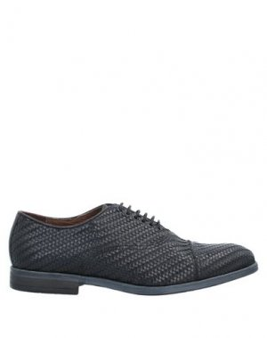 Обувь на шнурках MFW COLLECTION. Цвет: черный
