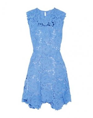 Платье до колена CATHERINE DEANE. Цвет: лазурный