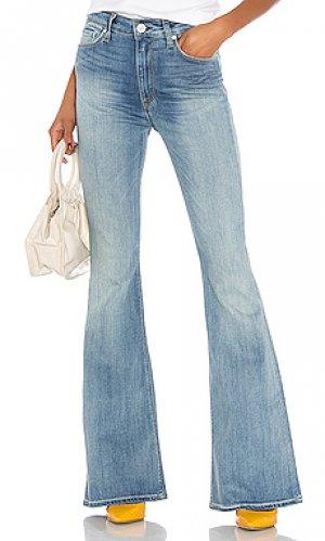 Джинсы-клёш holly Hudson Jeans. Цвет: none