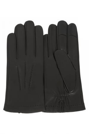 Перчатки Michel Katana. Цвет: черный, шерсть