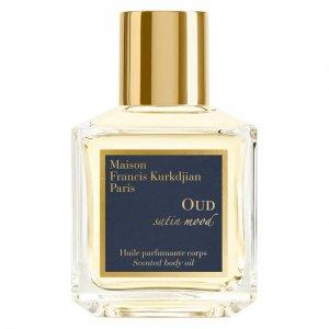 Масло для тела OUD Satin Mood Maison Francis Kurkdjian. Цвет: бесцветный