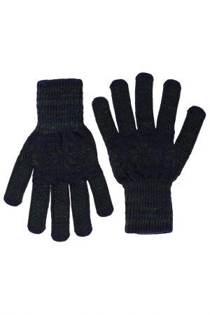 Перчатки RAF BY SIMONS. Цвет: зеленый