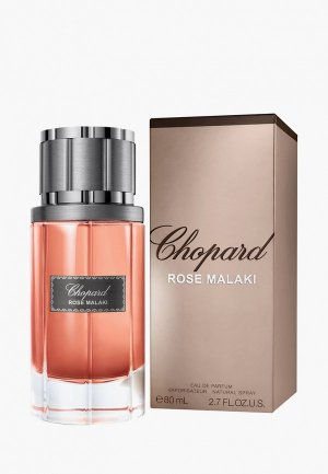 Парфюмерная вода Chopard Malaki Collection, Rose Malaki, 80 мл. Цвет: прозрачный