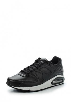 Кроссовки Nike MENS AIR MAX COMMAND LEATHER SHOE. Цвет: черный