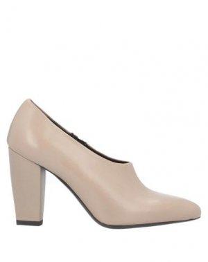 Ботинки TIFFI. Цвет: светло-коричневый