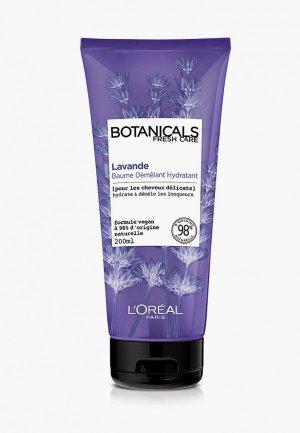 Бальзам для волос LOreal Paris L'Oreal BOTANICALS Lavander, 200 мл. Цвет: прозрачный