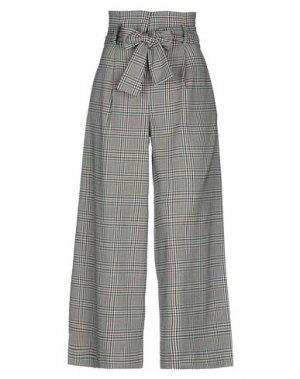 Повседневные брюки GUARDAROBA by ANIYE. Цвет: бежевый