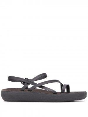 Сандалии Dimitra Comfort Ancient Greek Sandals. Цвет: черный