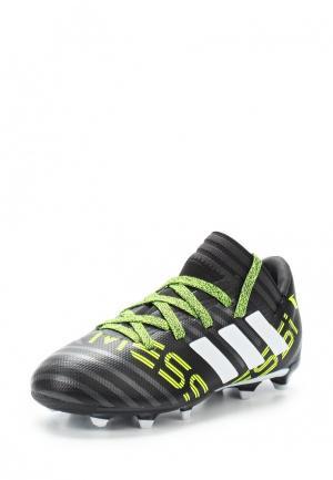 Бутсы adidas NEMEZIZ MESSI 17.3 FG J. Цвет: черный