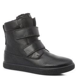 Ботинки 760343 черный ECCO