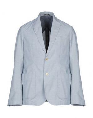Пиджак BROOKSFIELD. Цвет: небесно-голубой