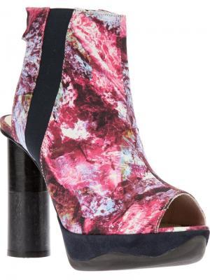 Ботинки Anne 14 Wooley Hole Liberty B Store. Цвет: фиолетовый