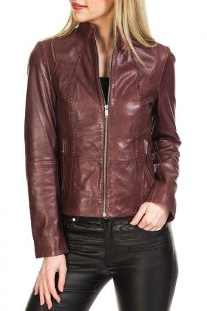 Куртка HElium. Цвет: red