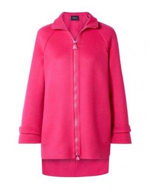 Пальто AKRIS. Цвет: фуксия
