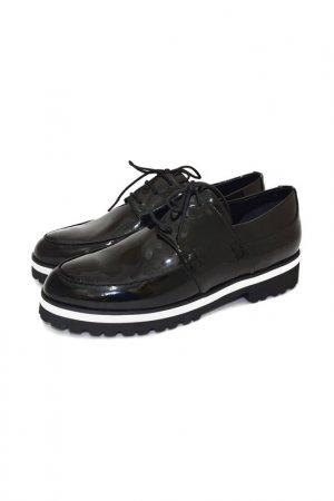 Ботинки Gode. Цвет: черный