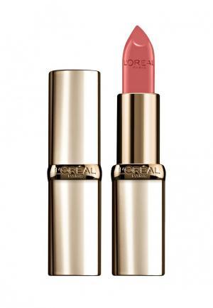 Помада LOreal Paris L'Oreal Увлажняющая Color Riche, оттенок 632, Суровый любовник, 7 мл. Цвет: розовый