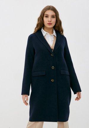 Пальто Betty Barclay. Цвет: синий