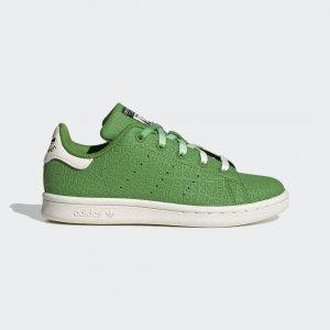Кроссовки Stan Smith Originals adidas. Цвет: черный