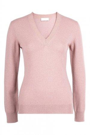 Светло-розовый пуловер Fabiana Filippi. Цвет: бежевый