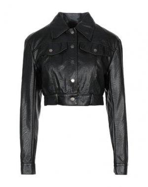 Куртка KAOS JEANS. Цвет: черный
