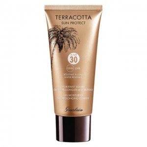 Солнцезащитное увлажняющее средство Terracotta Sun Protect SPF30 Guerlain. Цвет: бесцветный