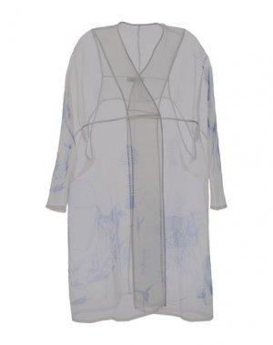 Легкое пальто MARIOS. Цвет: белый