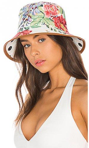 Шляпа Zimmermann. Цвет: белый